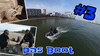 Das Boot #3 | Radmontage und Mittagessen mit Dominik am Strand