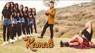 Kamli - Sidhanta Khadka FT. Meghna Magar (Dance Video
