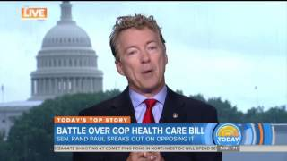 Senate Republicans want Obamacare 2 0 | Rand Paul