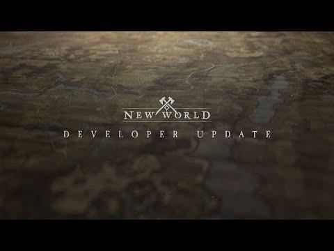 Carnet de développeur de New World