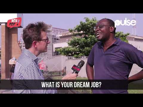 What Is Your Occupation Vox Pop With Christian Dorer