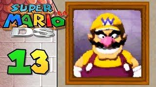 Super Mario 64 DS ITA [Parte 13 - Wario]