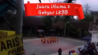 SDN PAMINGGIR 4,5&6,Juara Utama 2 Lkbb ,Tingkat Jawa Barat Dan DkI Jakarta 2019/juara  Pbb Murni,
