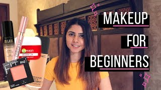 Makeup Products For Beginners | Basic Essentials Makeup Kit