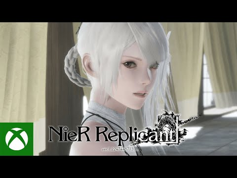 "NieR Replicant ver.1.22474487139…: Attract Movie Ver. ""NieR Replicant"""