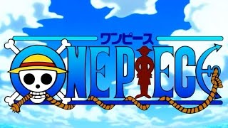 One Piece All Openings Full Version (1-19) (Lyrics as subtitle)
