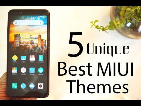 Download Top 5 Best Android Themes 2019 Video 3GP Mp4 FLV HD Mp3