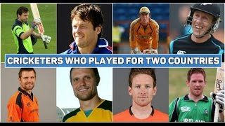 Top 5 - Cricketers who have played for 2 countries |  SC# 143