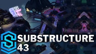 Substructure 43 Map Preview | PROJECT Overcharge Game Mode