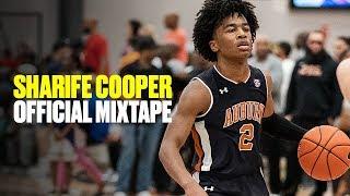 Sharife Cooper Is An AUBURN Commit! — Official Mixtape