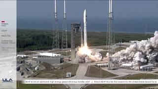 Blastoff! US Space Force's 1st launch is the AEHF-6 satellite