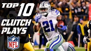 Top 10 Clutch Plays of the 2016 Regular Season   NFL Highlights