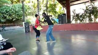 preview picture of video 'Rumba Demos by Viadanza Team (Cuba)'