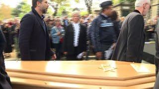 Marceline Loridan-Ivens, rescapée de la Shoah, enterrée à Paris