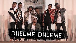|| Dheeme Dheeme || Pati Patni Aur Woh || Suraj Navrang Choreography ||