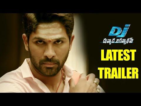 Duvvada Jagannadham New Trailer