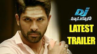 Duvvada Jagannadham Latest Trailer