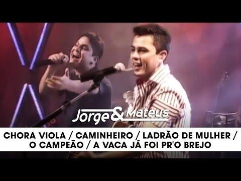 Música Chora Viola / Caminheiro / Ladrão de Mulher / O Campeão / A Vaca Foi Pro Brejo