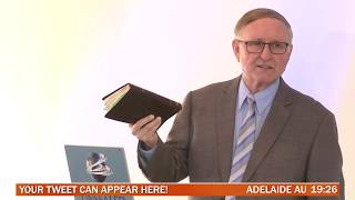 Pr Stephen Bohr - Session 2 - Sure Word Of Prophecy - 14th January 2018