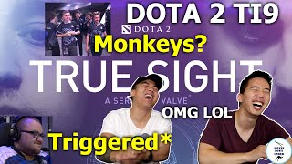Ex-Gamers watch True Sight : The International 2019 Finals | Reaction Video | Asian Australian