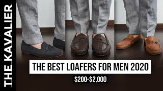 The Best Loafers For Men (2020) | Gucci, Meermin, Carmina, Beckett Simonon, Jay Butler, GH Bass +++