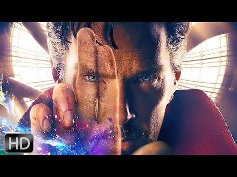 Doctor Strange Teaser Trailer Greek Subs