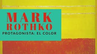 Mark Rothko Una Alabanza Al Color