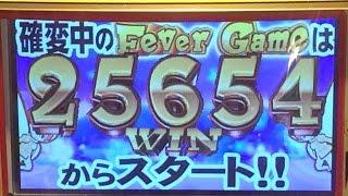 【スピンフィーバー3】FG20000枚over&MAXWIN
