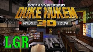 LGR - Duke Nukem 3D World Tour Review