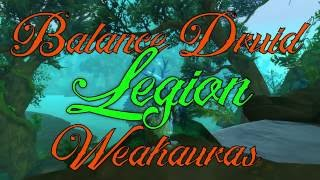 Legion Balance Druid Weakauras