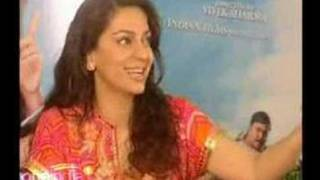 Juhi Chawla's Interview for Bhootnath