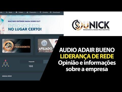 Unick Academy   Audio Adair Bueno posicionamento e informações sobre a empresa