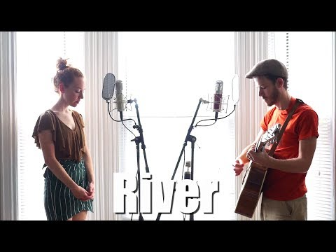 """River"" - Leon Bridges Cover by The Running Mates"