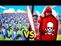 SECRET DARK KNIGHT vs 1,000 HALFLINGS IN TABS (Totally Accurate Battle Simulator Funny Gameplay)