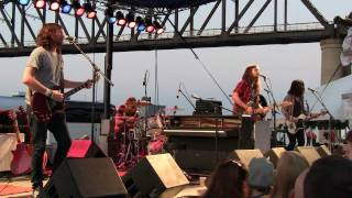 J Roddy Walston & The Business (1 of 2) 9/21/11 Louisville, KY @ Waterfront Wednesdays