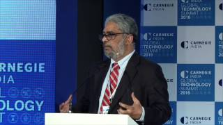 The Big Picture – 2016 Carnegie India Global Technology Summit