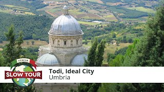 preview picture of video 'Welcome to Todi: the ideal city | Italia Slow Tour |'