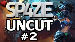 ♥ Sp4zie Uncut - #2 Hyper-Carry [Vayne]