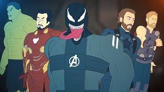 Венома позвали в Мстители