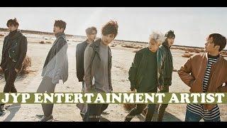 JYP Family (Artist Under JYP Entertainment)