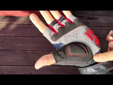 Перчатки велосипедные PHMAX Cycling gloves