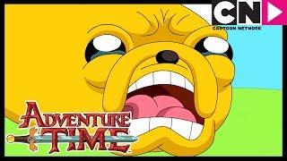 Adventure Time   Angel Face (clip)   Cartoon Network