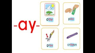 English Phonics Lesson: Sounds ai, ay