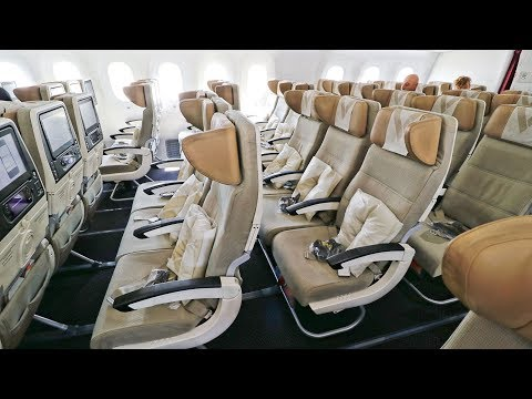 ETIHAD 787-9 & A320 Economy Class Onboard Review | Beirut – Abu Dhabi – Muscat | Economy Week