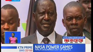 NASA's power struggle continues as affiliate parties fight for seats in Parliament and Senate