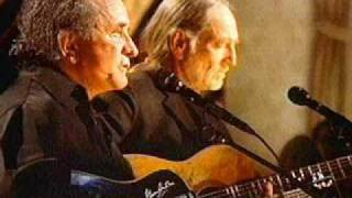 Willie Nelson Johnny Cash: Ghost Riders In the Sky