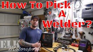 Reviewing the Hobart Handler 140 MIG Welder