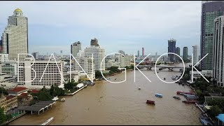 Overview of Millennium Hilton Bangkok