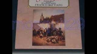 Franco Battiato- Sequenze e Frequenze