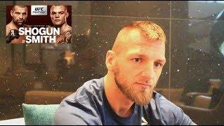 "David Zawada: ""Fighting In KSW Was Amazing, But UFC Is My Dream"""